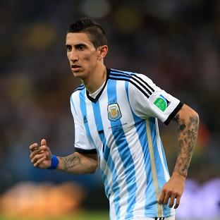 Angel Di Maria has become the most expensive signing in British football