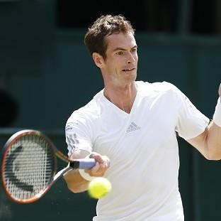 Andy Murray, pictured, was unsure why he suffered cramp in his US Open first-round win ov