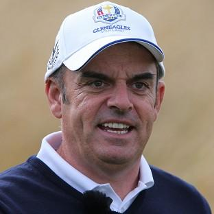 Paul McGinley wi