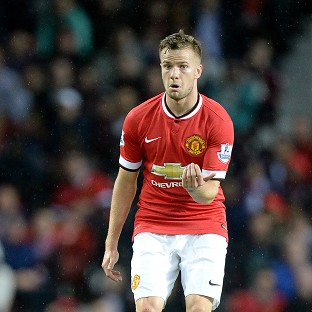Manchester United's Tom Cleverley is staying at Old Trafford