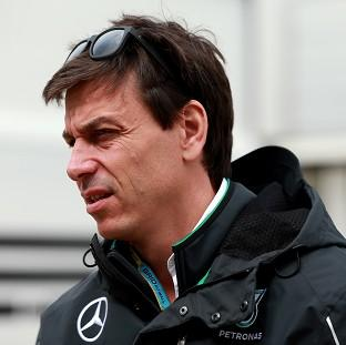 Toto Wolff, pictured, admits changes could be made at Mercedes