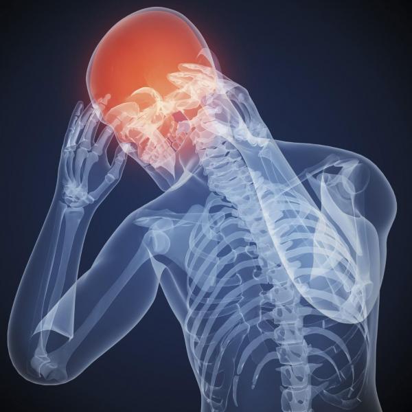 The pain of migraine