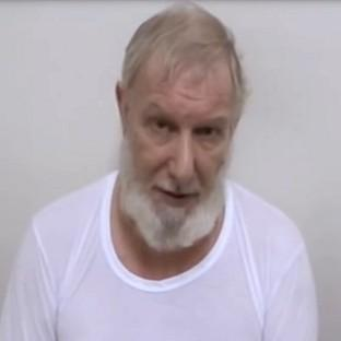 RELEASED: David Bolam was held hostage in Libya