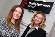NEW APPOINTMENTS: Emma Cromarty and Rachel Pardoe