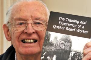 Hagley man, 94, publishes his story of post-war relief work in Germany after WWII