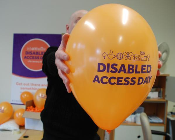 Disabled Access day 2015