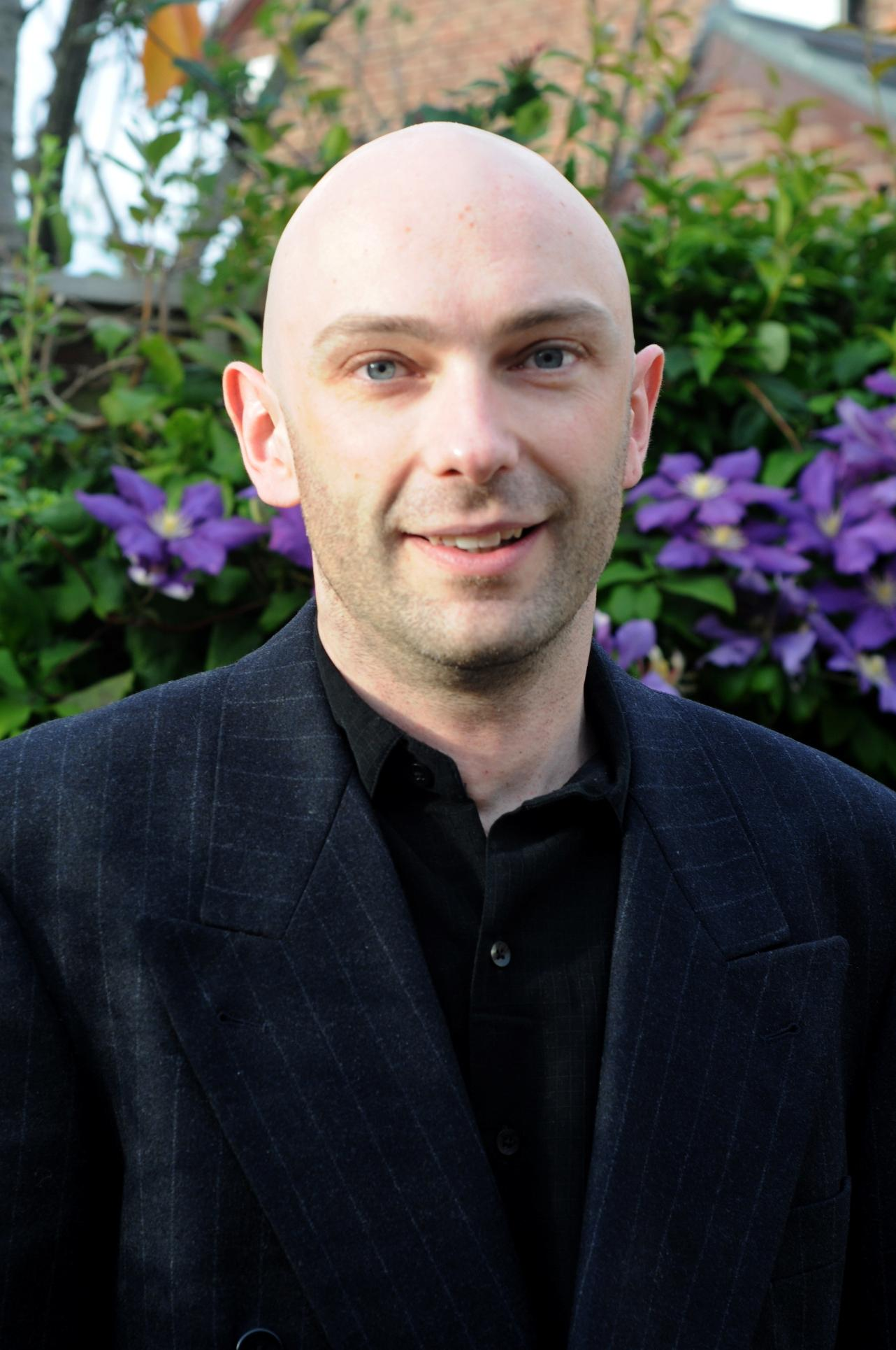 Shaun Attwood will be talking to year 10 students at Wolverley CE Secondary School about the potential pitfalls of getting involved in drugs and crime.