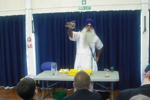 Students learn of Sikh life and customs