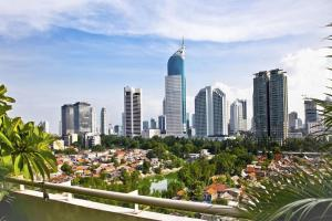 Embracing excess in Jakarta