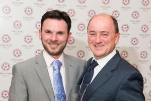 Top award for Worcestershire golf coach