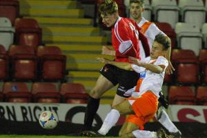Youth set up suggest a bright future at Aggborough