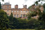 Hagley Hall's 18th century restoration topic of society's talk