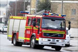 Fire crews called to Kidderminster town centre sofa fire