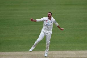 John Hastings has linked up with Worcestershire.