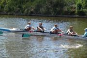 Action from Worcester Regatta at the weekend.