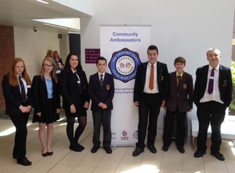 Wyre Forest pupils take up roles as positive ambassadors