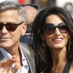 Kidderminster Shuttle: George Clooney and Rihanna play a dirty game of 'I Have Never' with Ellen