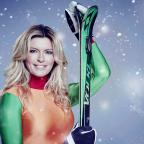 Kidderminster Shuttle: Holby City star Tina Hobley shares picture of fractured arm after blunder by The Jump crew results in fall