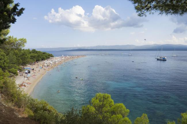 Quiet life in beautiful brac