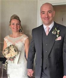 Dominic and Toni-Jayne GRAMANN