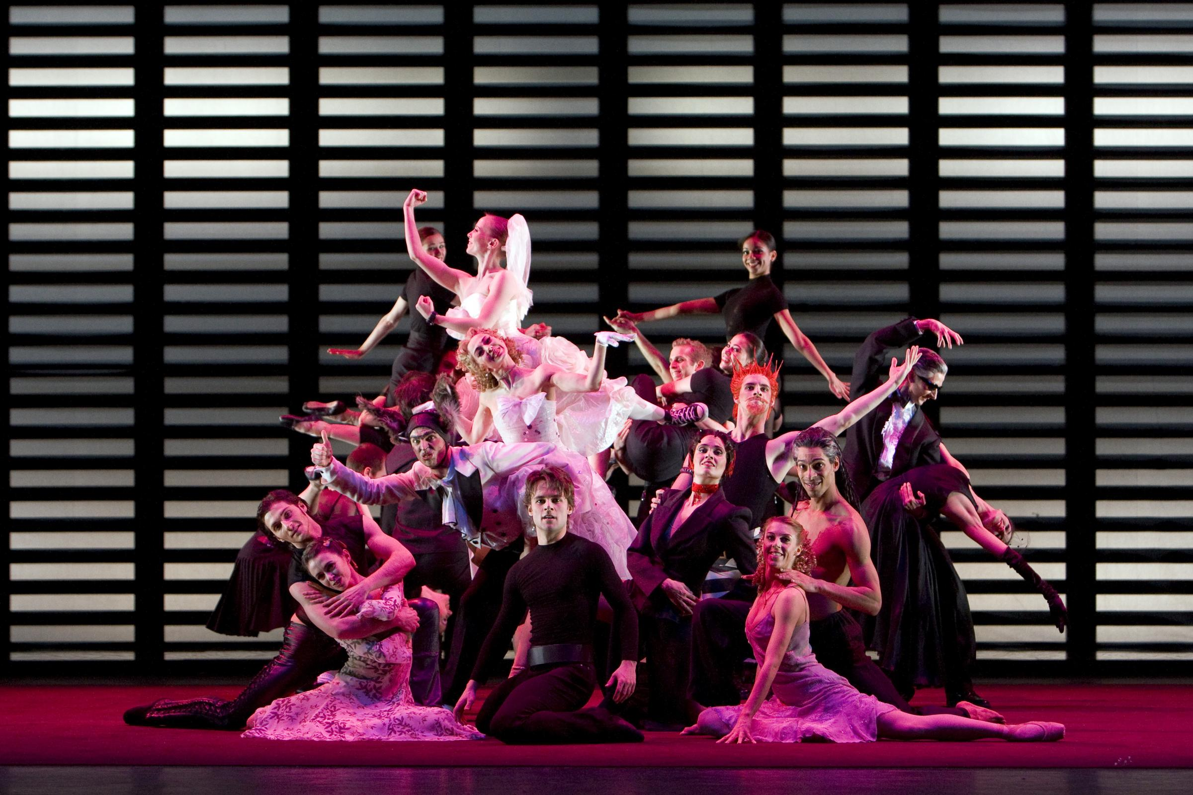 Shakespeare Triple Bill, Birmingham Royal Ballet