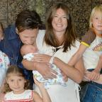 Kidderminster Shuttle: Jamie and Jools Oliver appear to have revealed their baby son's name - and it's super-cute
