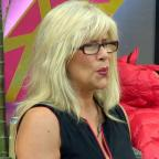 Kidderminster Shuttle: Samantha Fox reveals she was 'nearly blinded' by Bear in scenes cut from the Celebrity Big Brother
