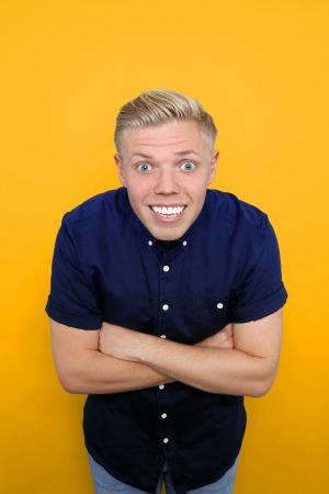 Rob Beckett- Mouth of the South