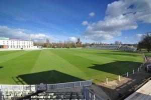 Worcestershire's New Road ground.