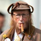 Kidderminster Shuttle: You won't believe what John McCririck looked like after he went on 100% Hotter
