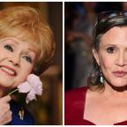 Kidderminster Shuttle: Carrie Fisher and Debbie Reynolds to be honoured at public memorial
