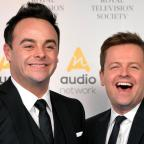 Kidderminster Shuttle: Ant and Dec fend off tough competition to top Saturday night's TV ratings