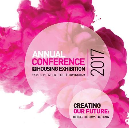 National Housing Federation's Annual Conference, September - Birmingham