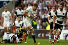 England beat Barbarians but lose Lozowski and Underhill to injury