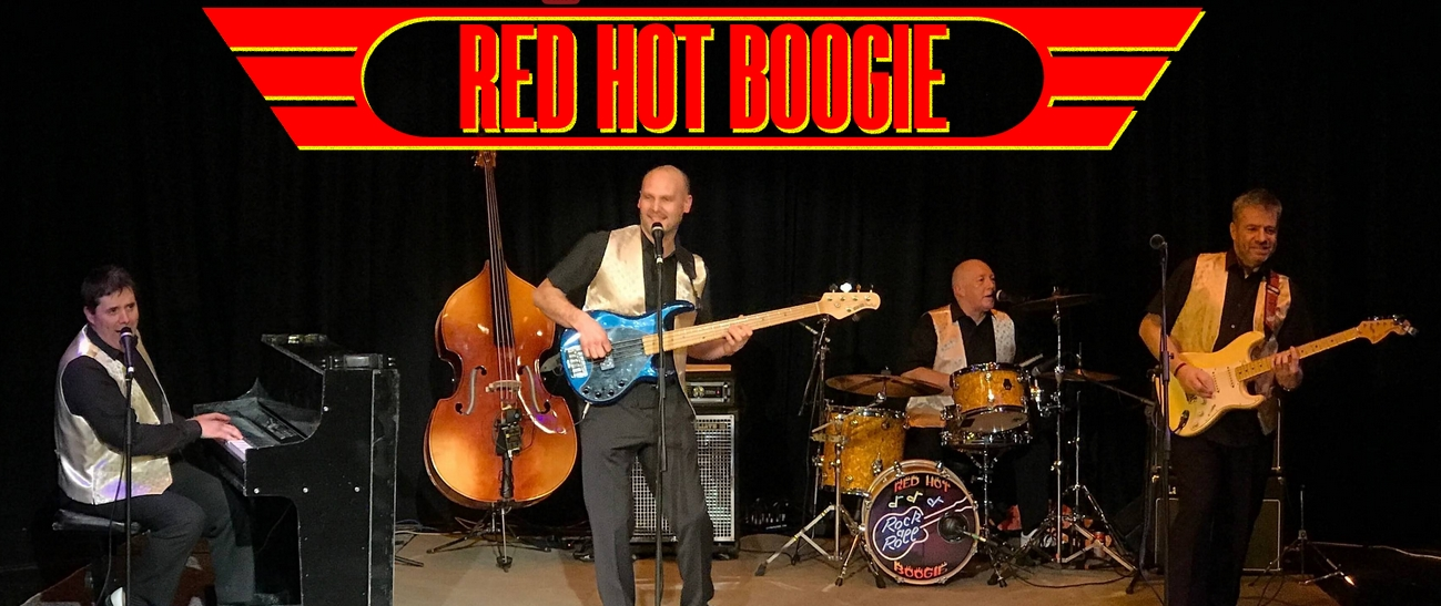 Live on Stage: RED HOT BOOGIE - THE SIXTIES EXPERIENCE