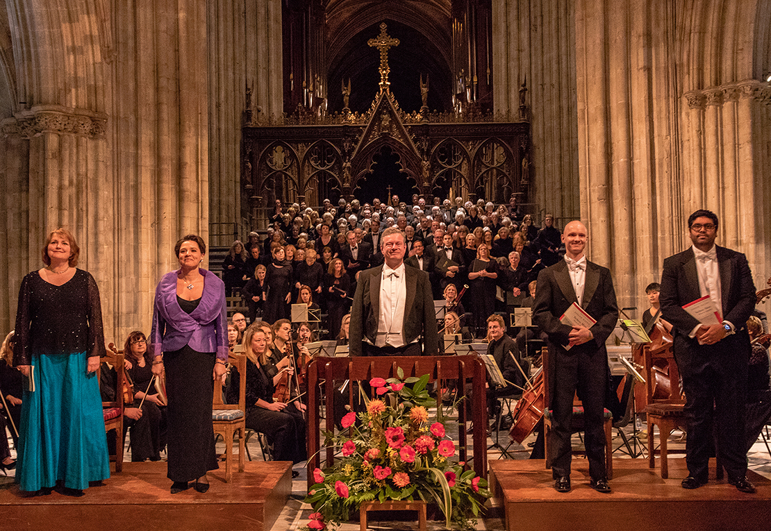 Handel: Messiah - Worcester Festival Choral Society