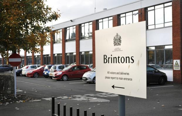 Brintons Carpets, in Stourport Road