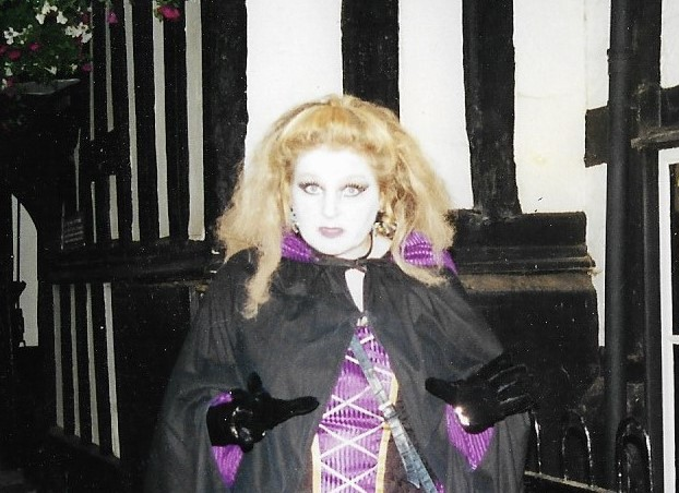 Summer Ghost Walk around Ledbury