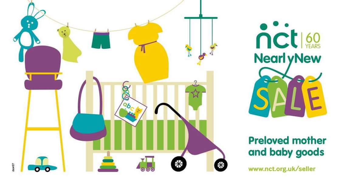 Bromsgrove and Redditch spring NCT Nearly New Sale