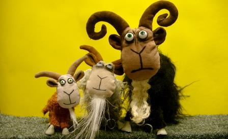The Hive Christmas Show - Three Billy Goats Gruff