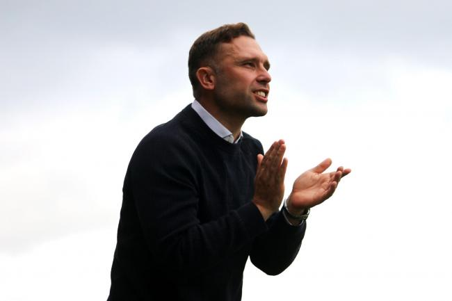 Eustace turns attention to play-off challenge