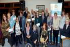 Representatives from charities and organisations that benefited from Bewdley Rotary Club. PIC: Colin Hill