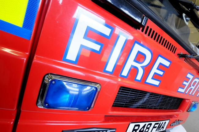 Person rescued after severe fire at house in Kidderminster