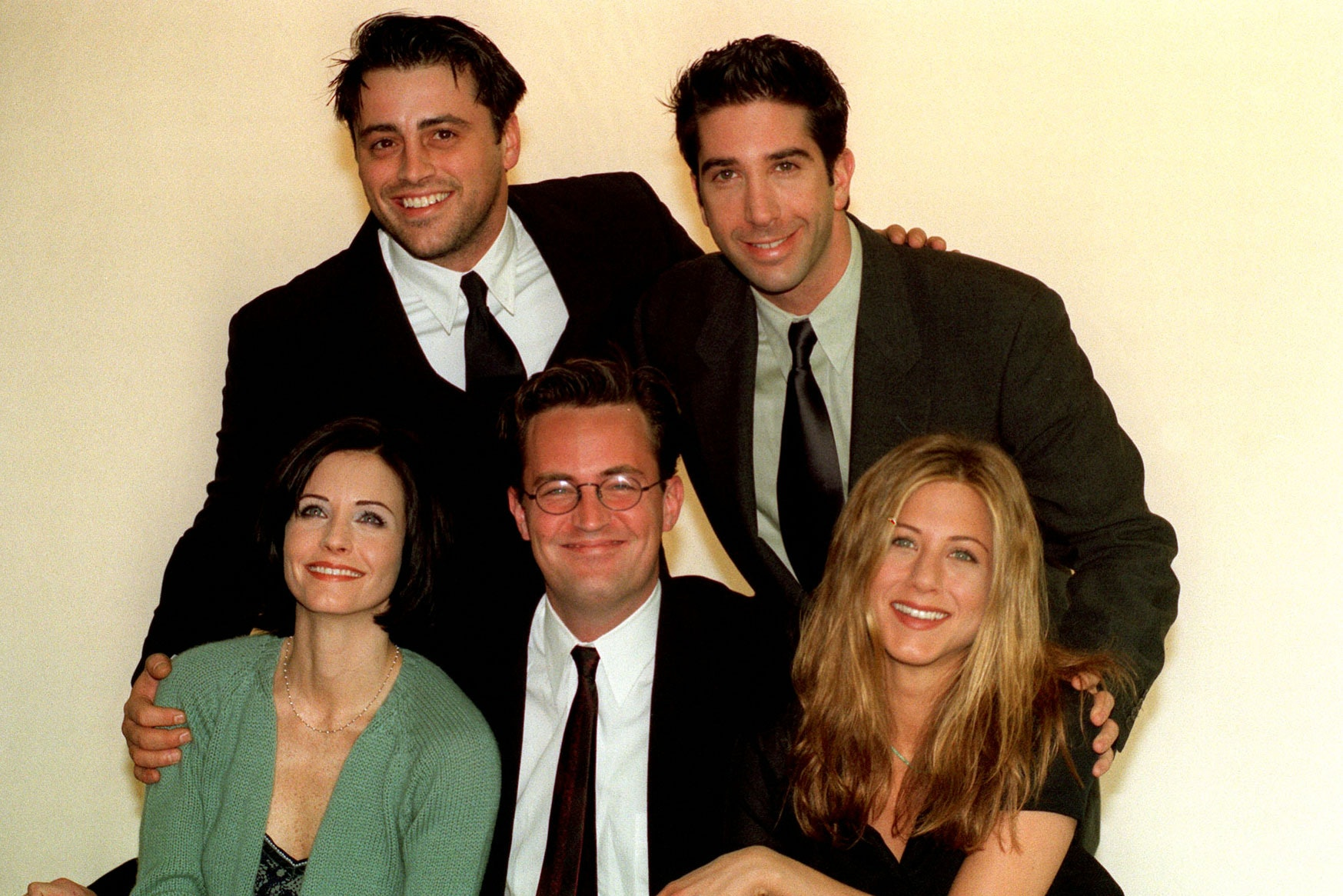 Friends fans rejoice as the show arrives on Netflix - showbiz news