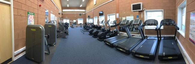 Public invited to try out revamped community gym in Hagley