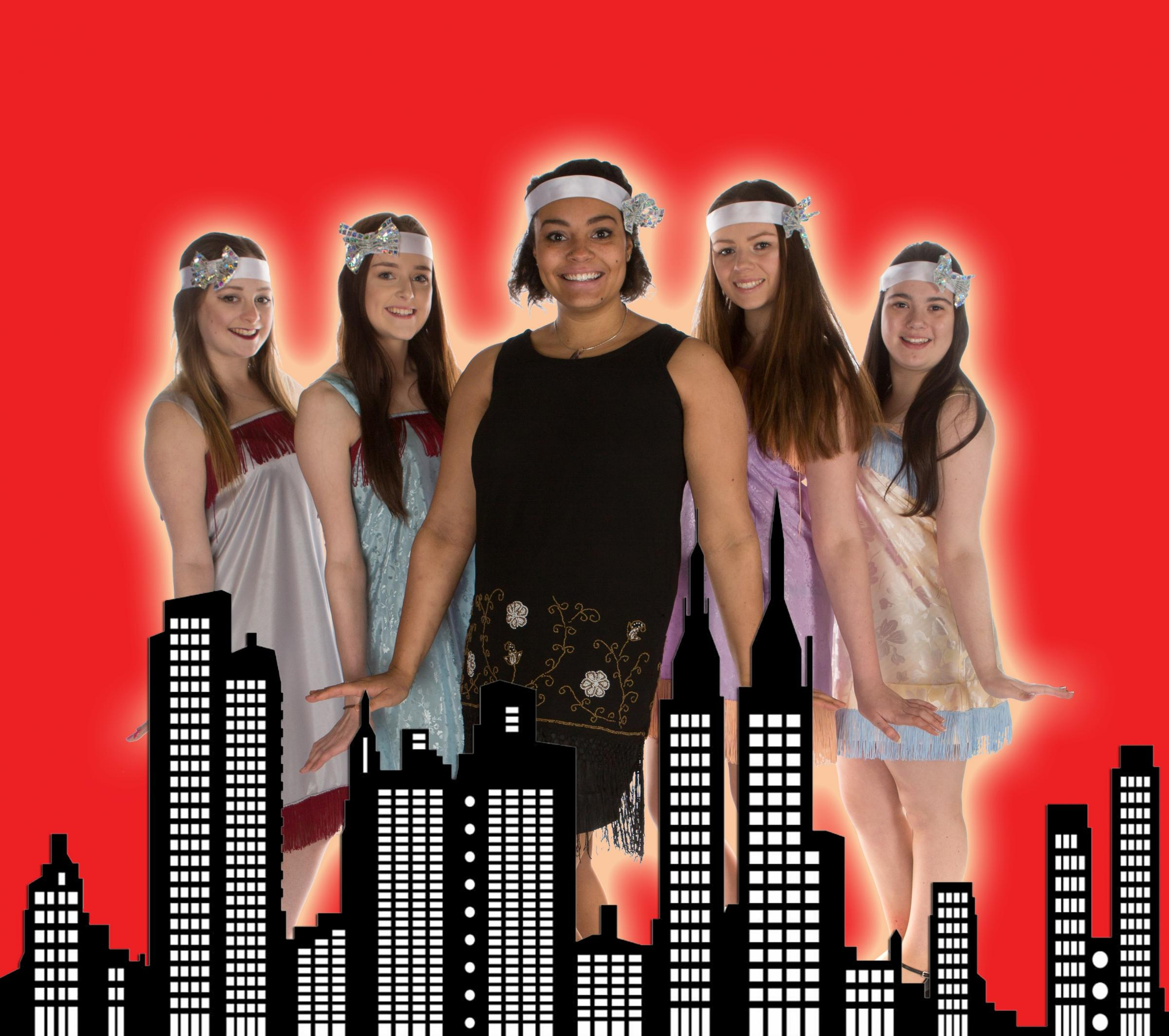 Thoroughly Modern Millie will be performed by KODS at Rose Theatre