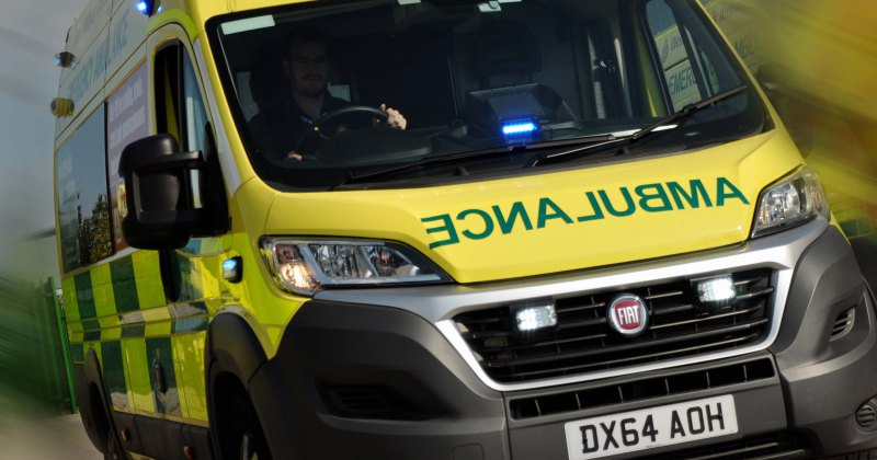 Woman suffers serious head injury in Bewdley crash