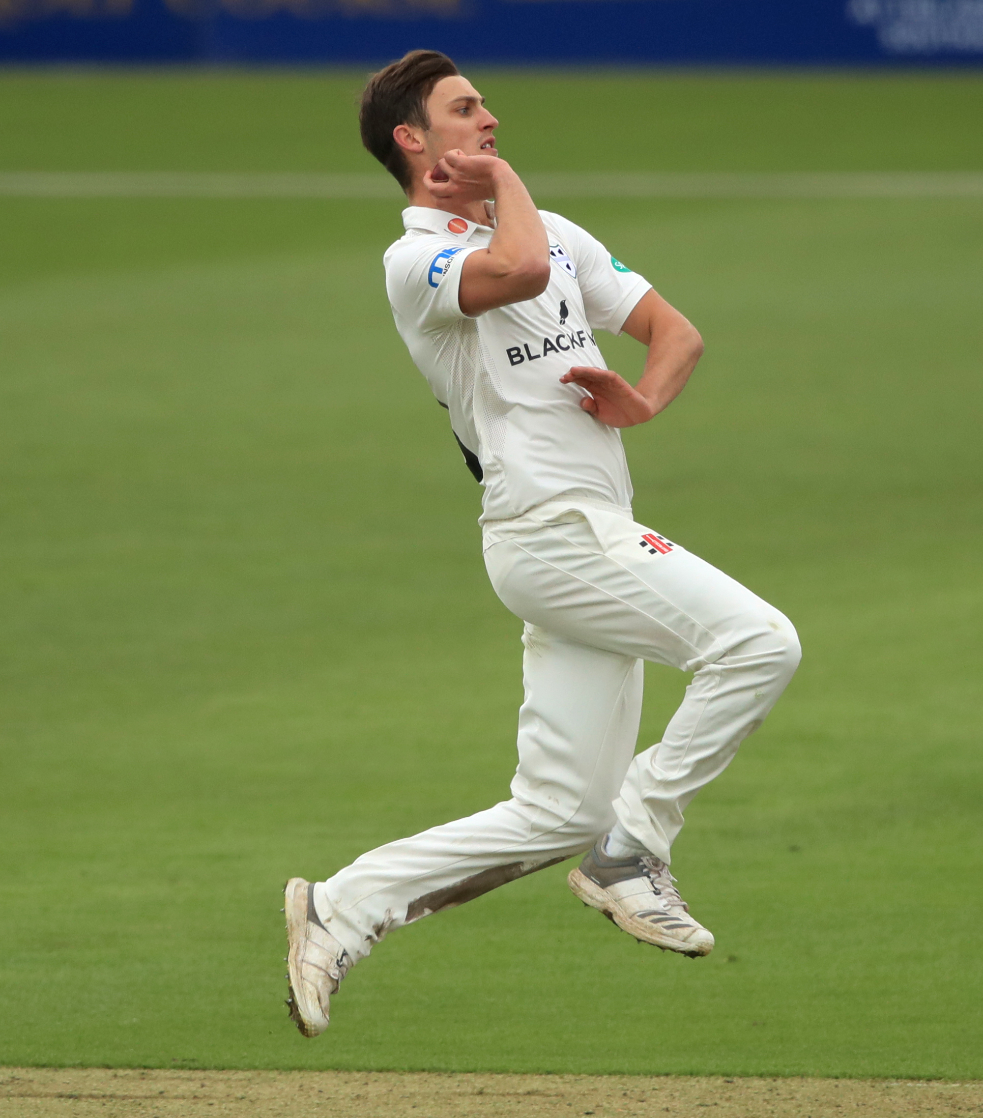 Worcestershire's Ed Barnard. Picture: ADAM DAVY/PA WIRE