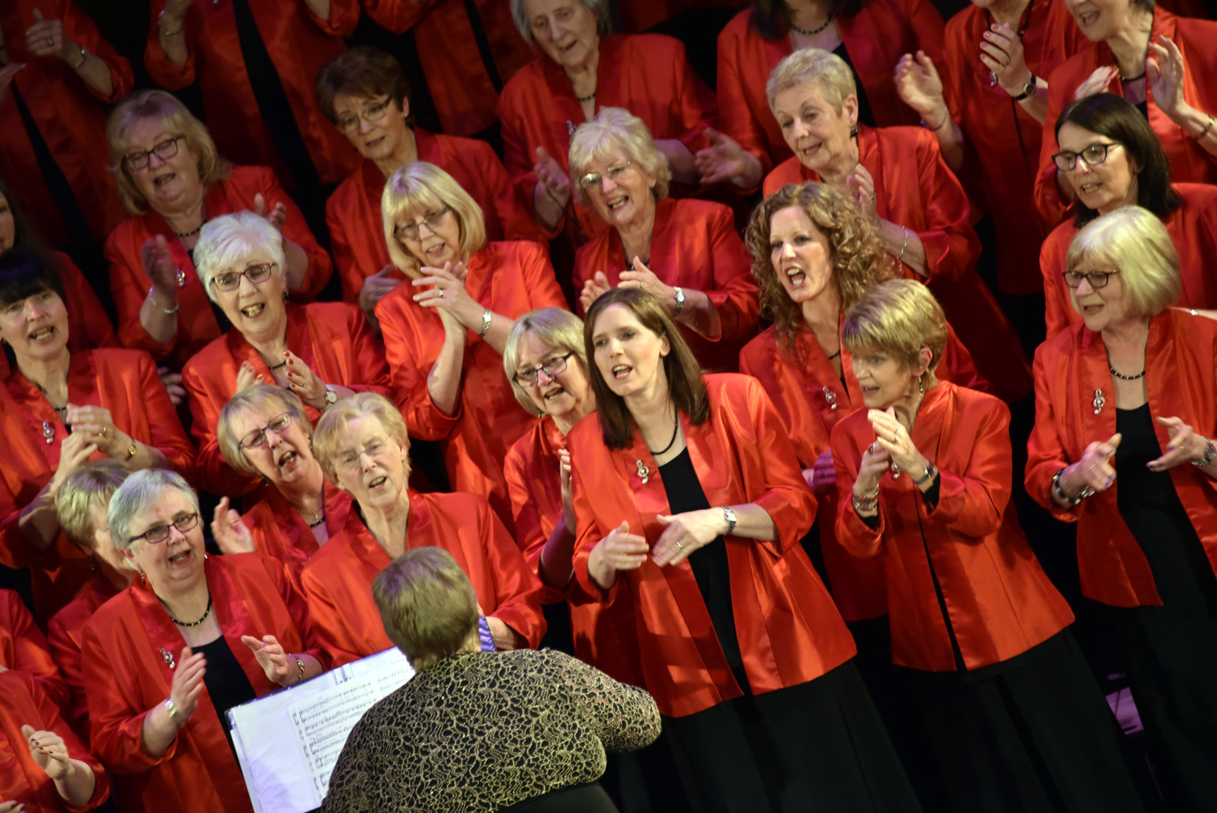 Kidderminster Valentines will be performing at the town hall on November 17. PIC: Colin Hill