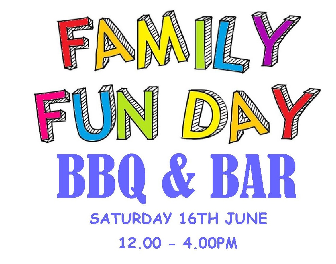 Family Fun Day - BBQ and BAR